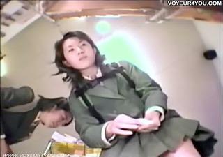 japanese angel shop upskirt voyeur