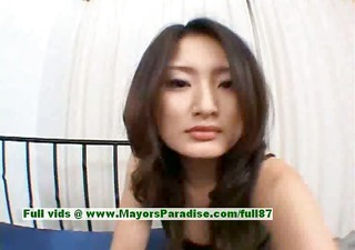 risa is a cute asian playgirl who enjoys
