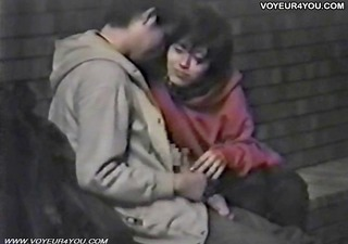 infrared voyeur outdoor sex edition