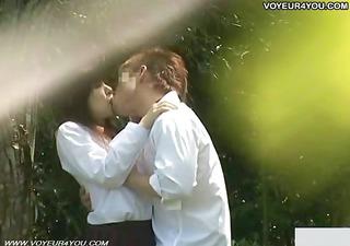 dating couples outdoor sex voyeur